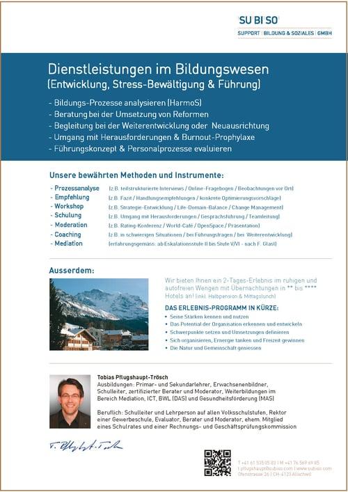 Evaluation Und Entwicklung Support Bildung Soziales Gmbh