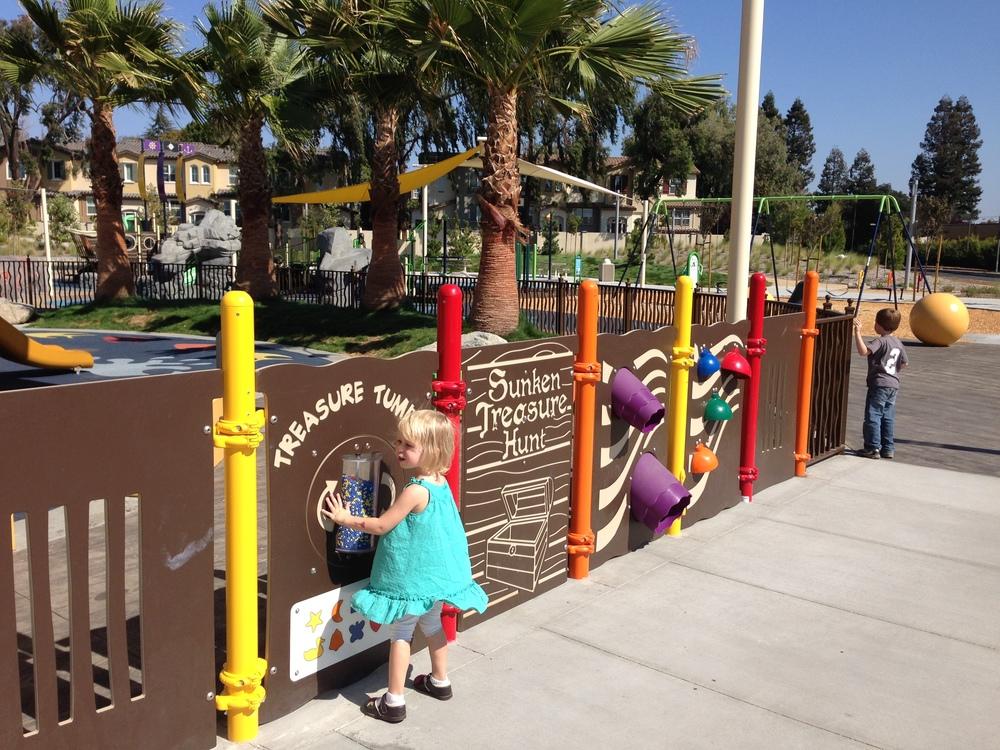 Seven Seas Park in Sunnyvale