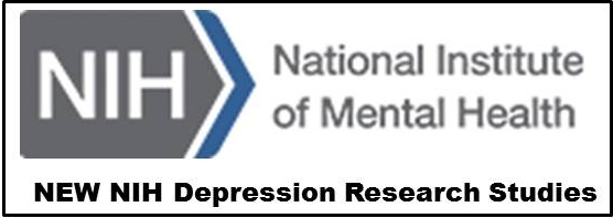 NEW NIH Depression Research Studies.  Does depression impede your daily life? Are you currently feeling sad and hopeless, experiencing worthlessness and guilt, and have a lack of interest in everyday activities you once enjoyed? NIH studies are investigating the brain and experimental medications (such as ketamine and diazoxide) to rapidly reduce depressive symptoms.  Research includes: depressed adults ages 18 to 70, outpatient visits or inpatient stays of up to 12 weeks at the NIH Clinical Center in Bethesda, MD.   Read More