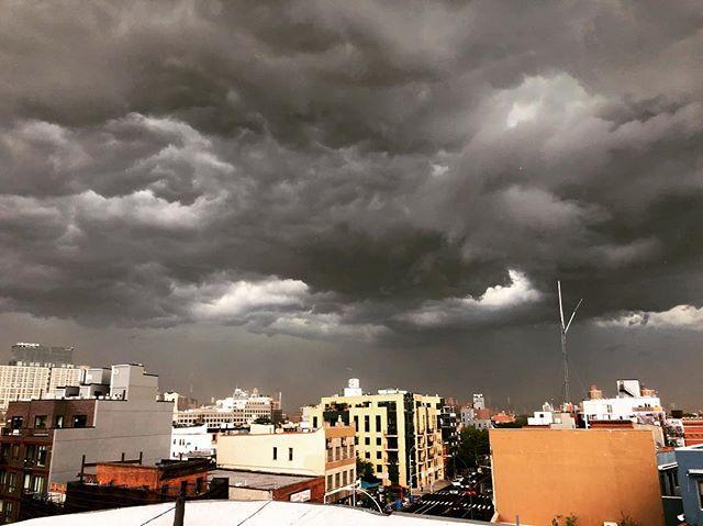 #newyork #storm