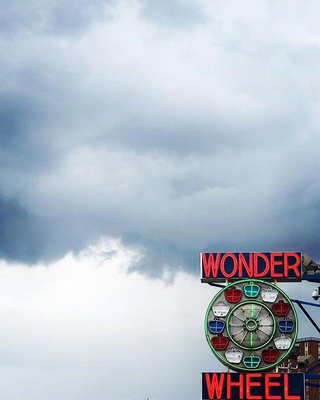 #coneyisland #wonderwheel #brooklyn