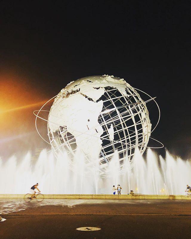 #unisphere #worldsfair