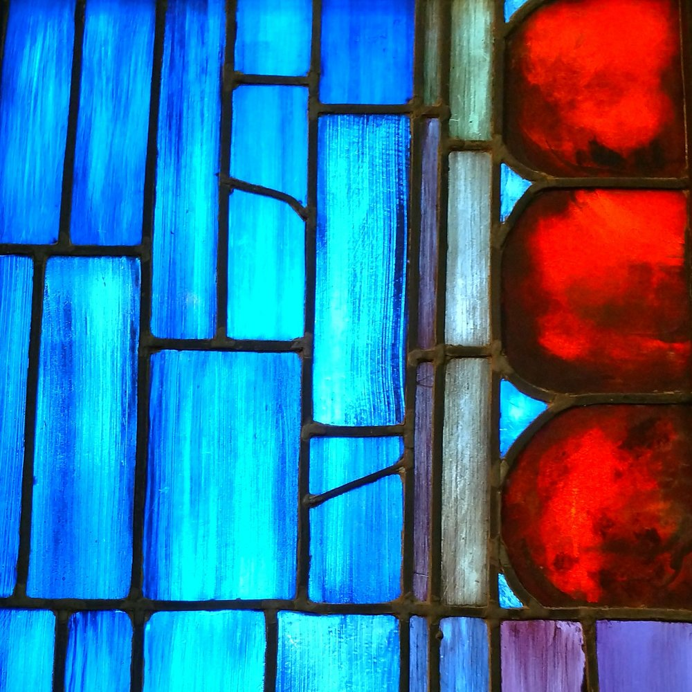 stained glass, temple, bat mitzvah