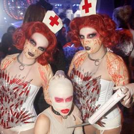 Evil Nurses