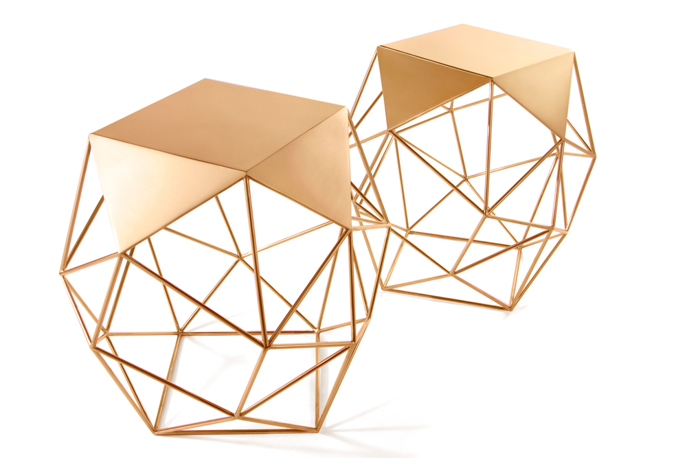LARGE SIDE TABLES