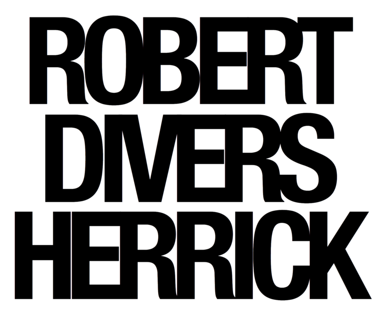 ROBERT DIVERS HERRICK
