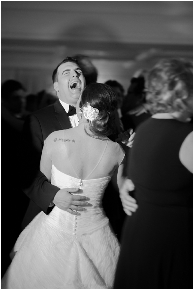 The Park Savoy Estate Wedding Bride and Groom dancing | NJ Wedding Photographer