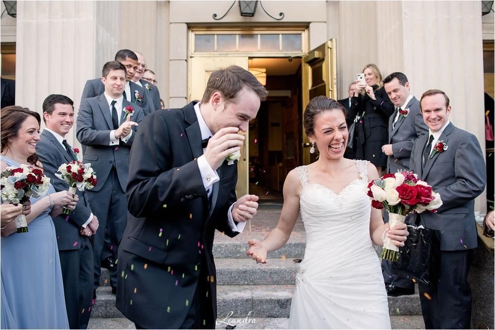 Stonebridge Country Club Wedding, Bride and groom grand exit_0028.jpg