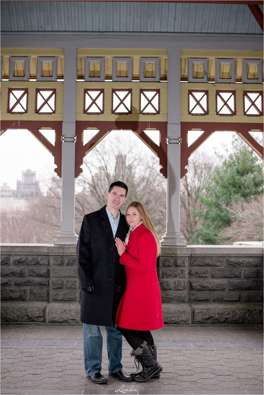 Belvedere Castle Central Park Engagement_0057.jpg