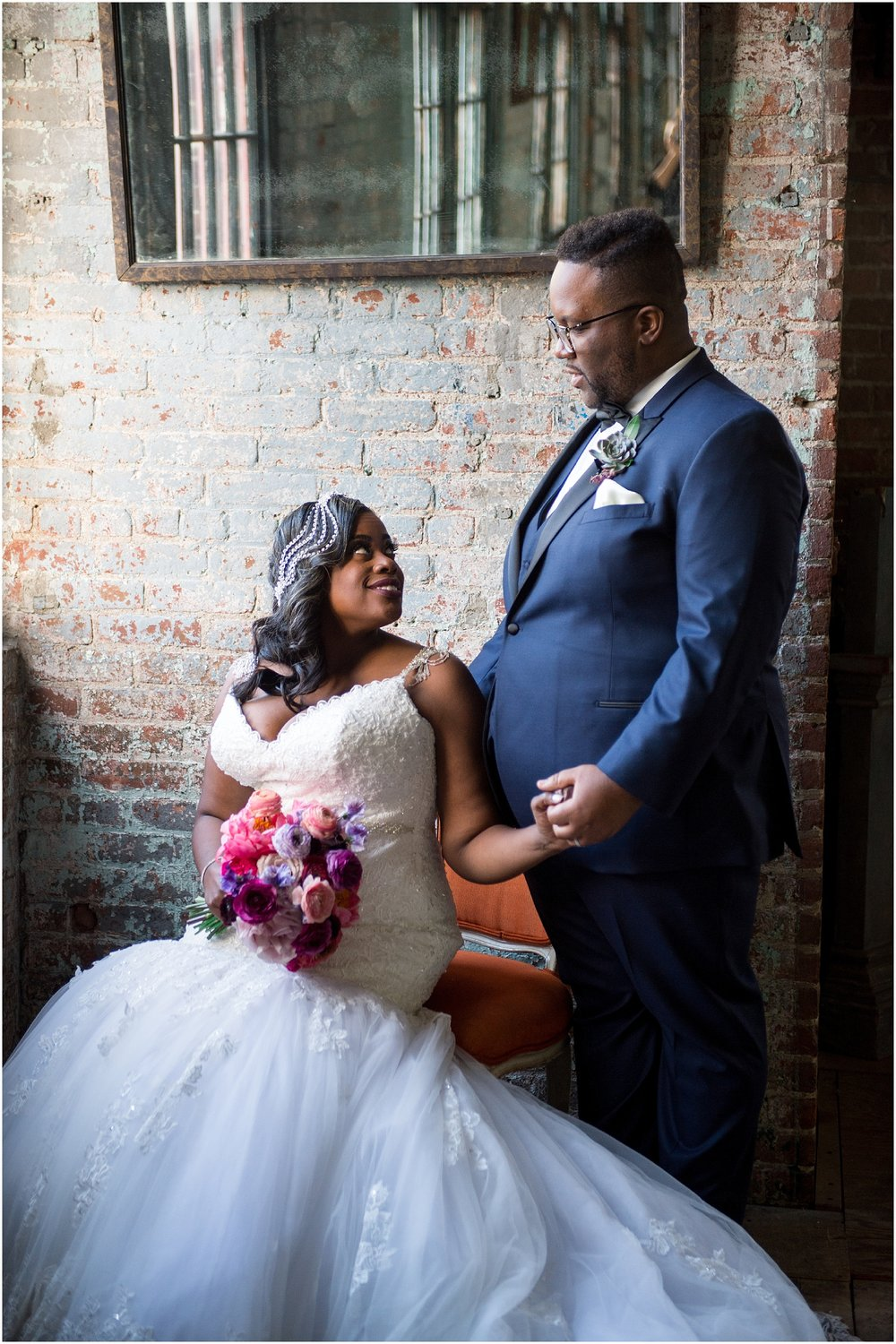 Sandrine and Eric Metropolitan Building Wedding Photography by Leandra_0054.jpg