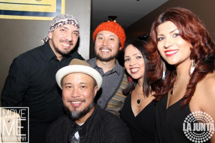 LA JUNTA FAMILY (L to R): degruvme, Glenn Red, Yukicito, Prescilla C, Paloma B