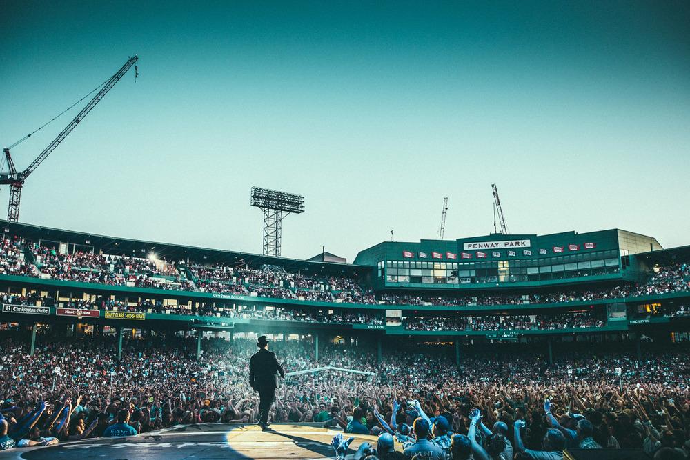 Zac Brown - Boston,Massachusetts - June 27, 2014