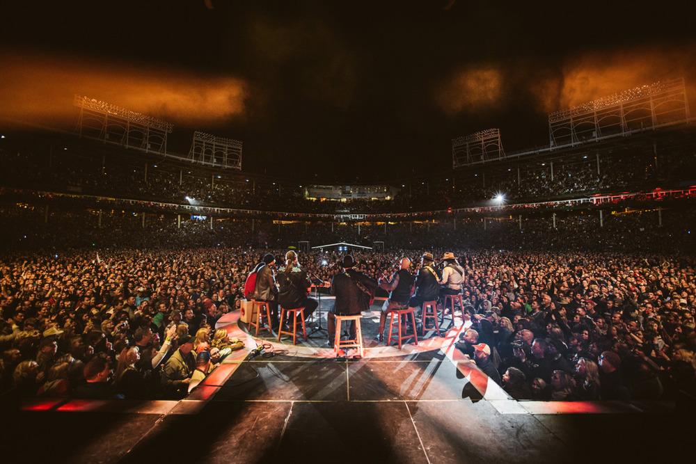 Zac Brown Band - Chicago, Illinois - September 13, 2014