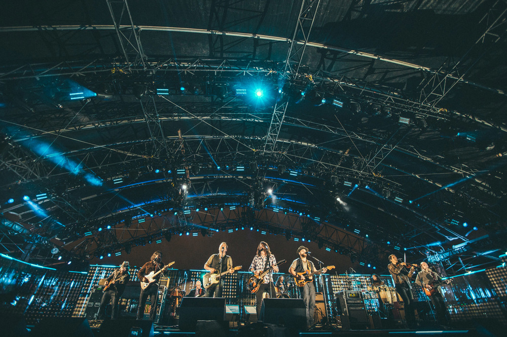 Zac Brown Band with Bruce Springsteen & Dave Grohl - Washington, D.C. - November 11, 2014