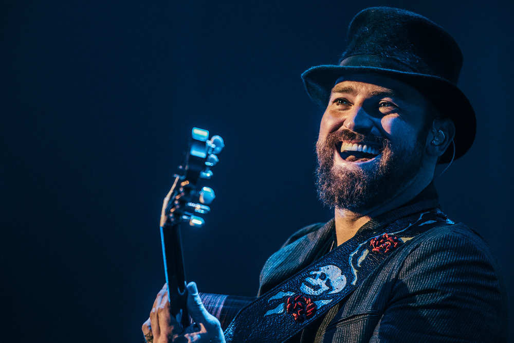 Zac Brown - Las Vegas, Nevada - October 17, 2014