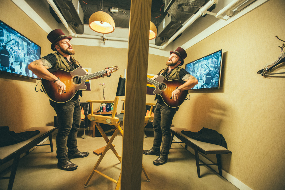 Zac Brown - New York City, New York - March 7th, 2015