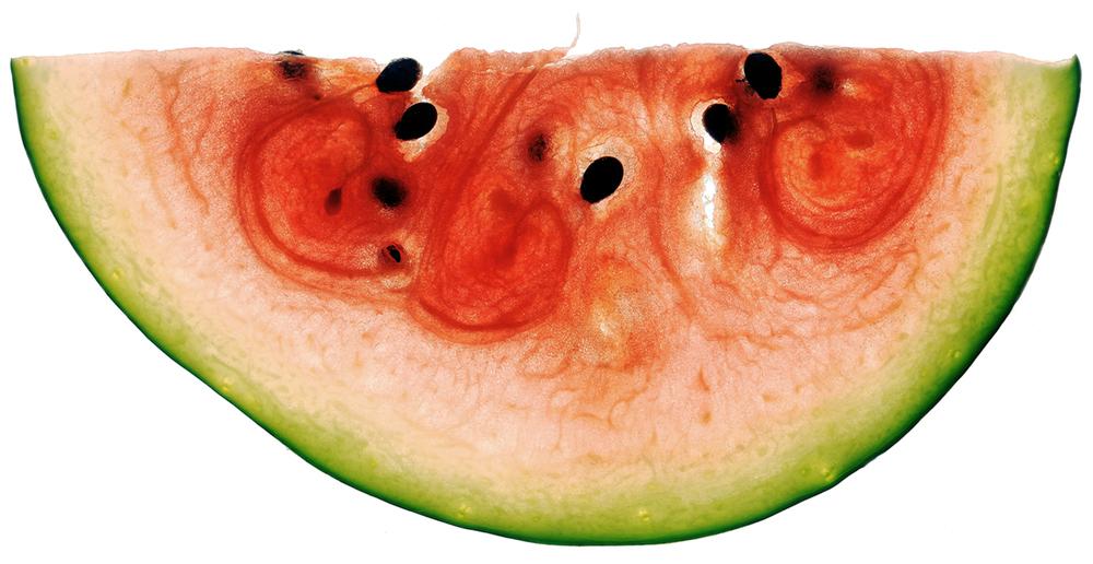 Watermelon Swirls