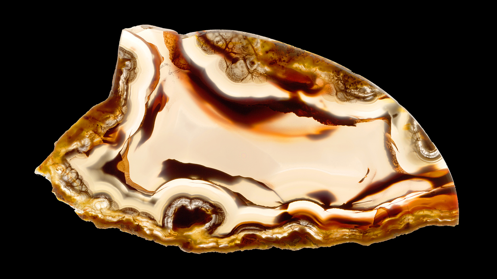 Agate Aerie Dark Background