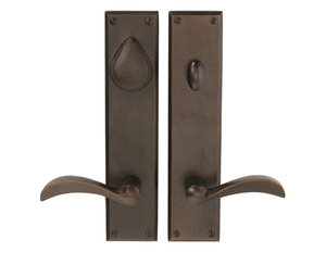 EN-03MB-H1-ENTRY MORTISE SET WITH WASHINGTON LEVER