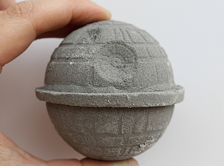 bath bombs. Death Star Bath Bombs  Milk Bubbles