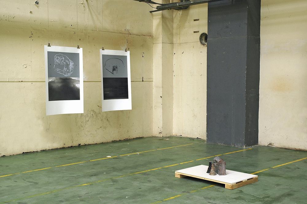 exhibition Edit Groot, Klokgebouw Strijp-S, Eindhoven, 2007