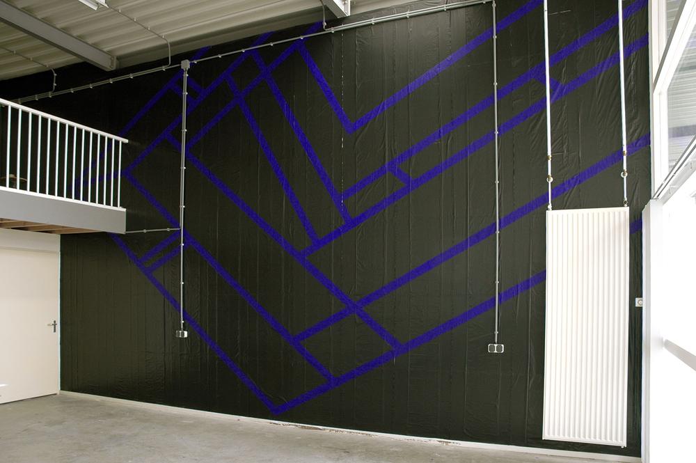 Stormlicht  , Meulensteen Art Centre, Eindhoven NL, 2008