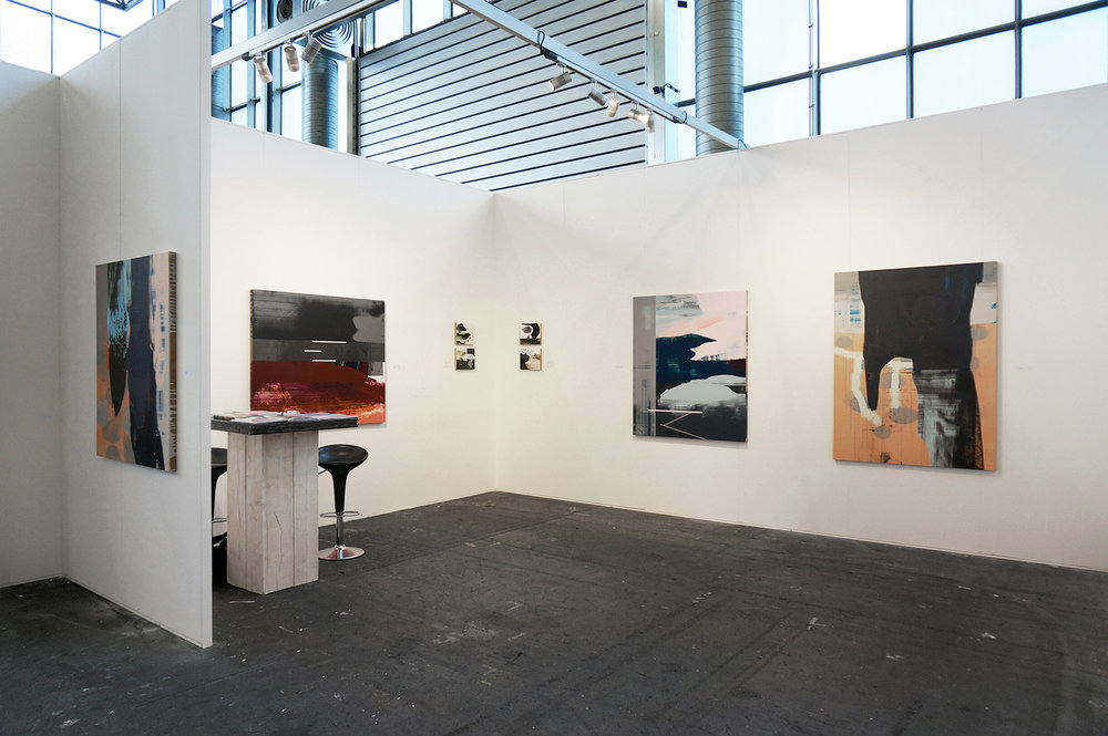KunstRAI installation view