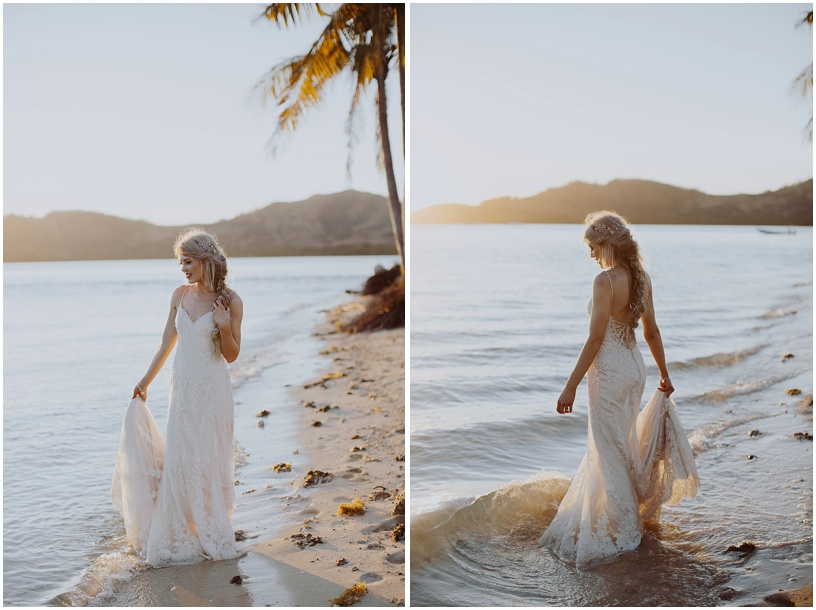 musket cove fiji wedding photographer