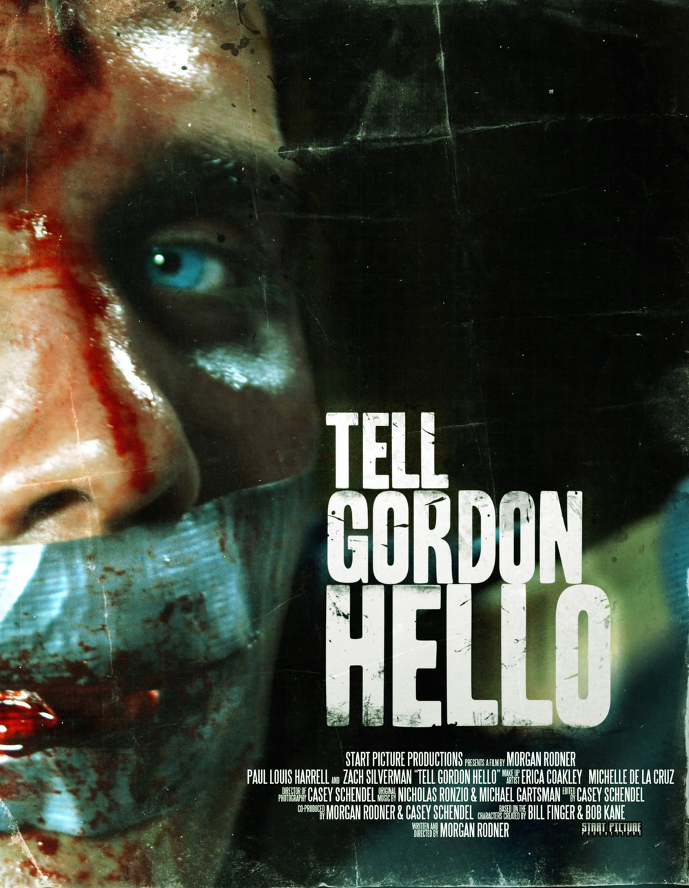 'Tell Gordon Hello' - Short Film