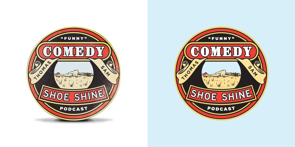 'Comedy Shoeshine'