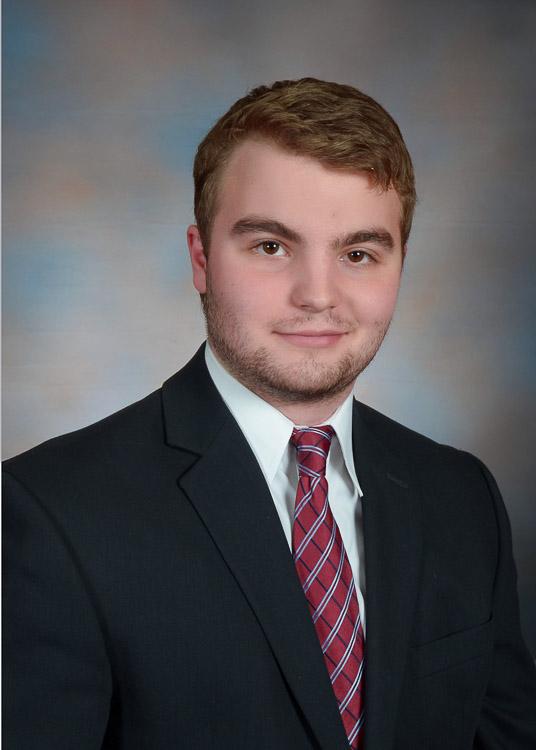 Rob Steere - SecretaryHometown:Wichita, KansasMajor:Political Science