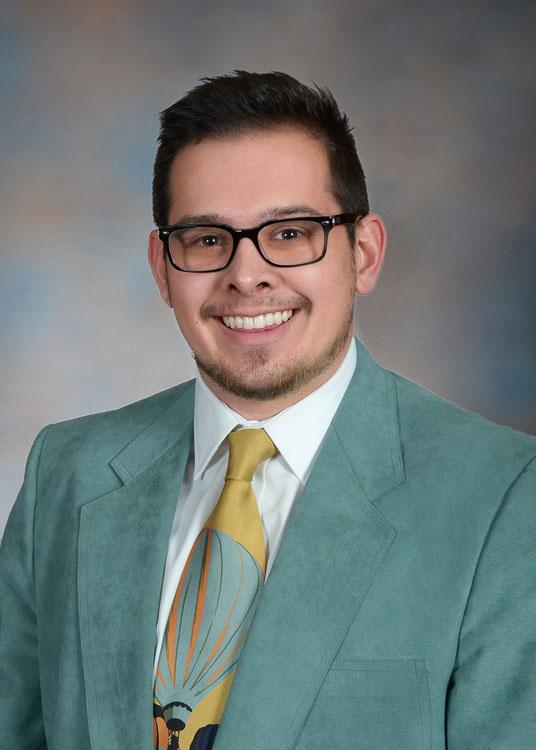 Jacob Lee - Fraternity Educator