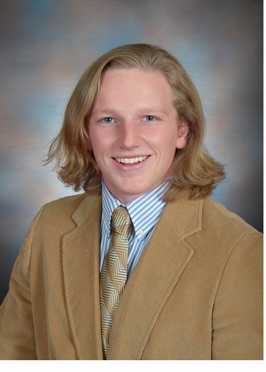 Clay Jacks - Scholarship Chairman