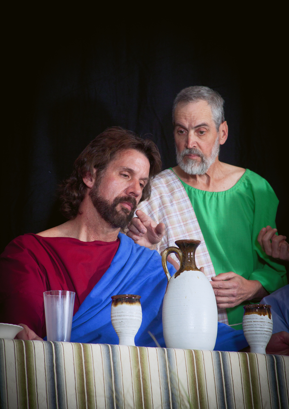Karie Peterson Photography ILP Last Supper Enactment-9.jpg