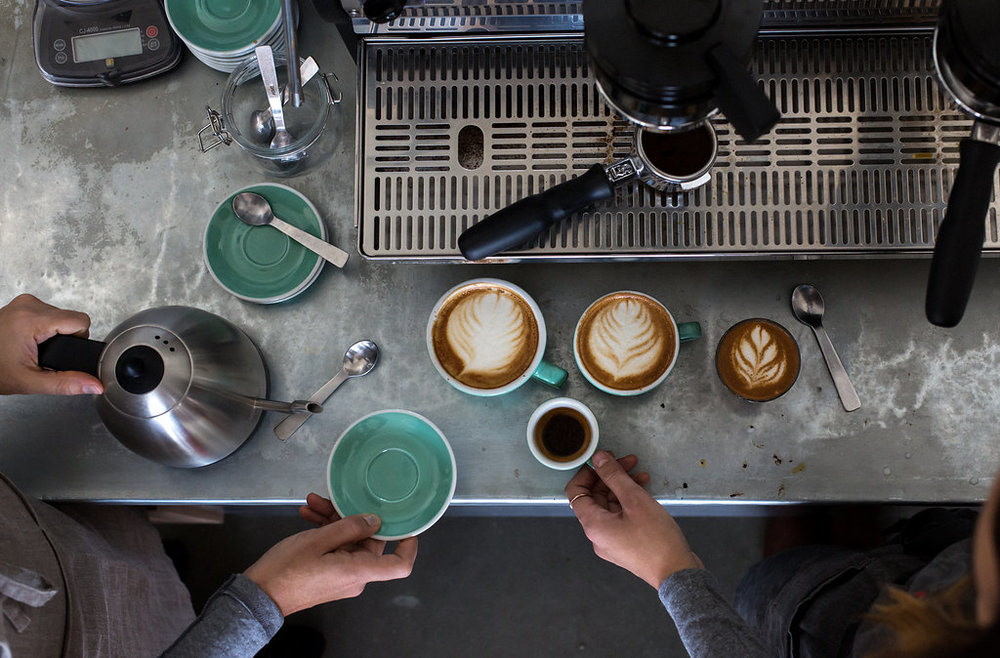 Your Local Cafe -