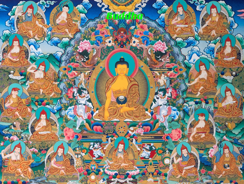 Tibetan Buddhist Healing Prayer Chants