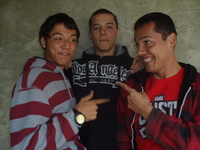 Jesus, Manuel & Miguel