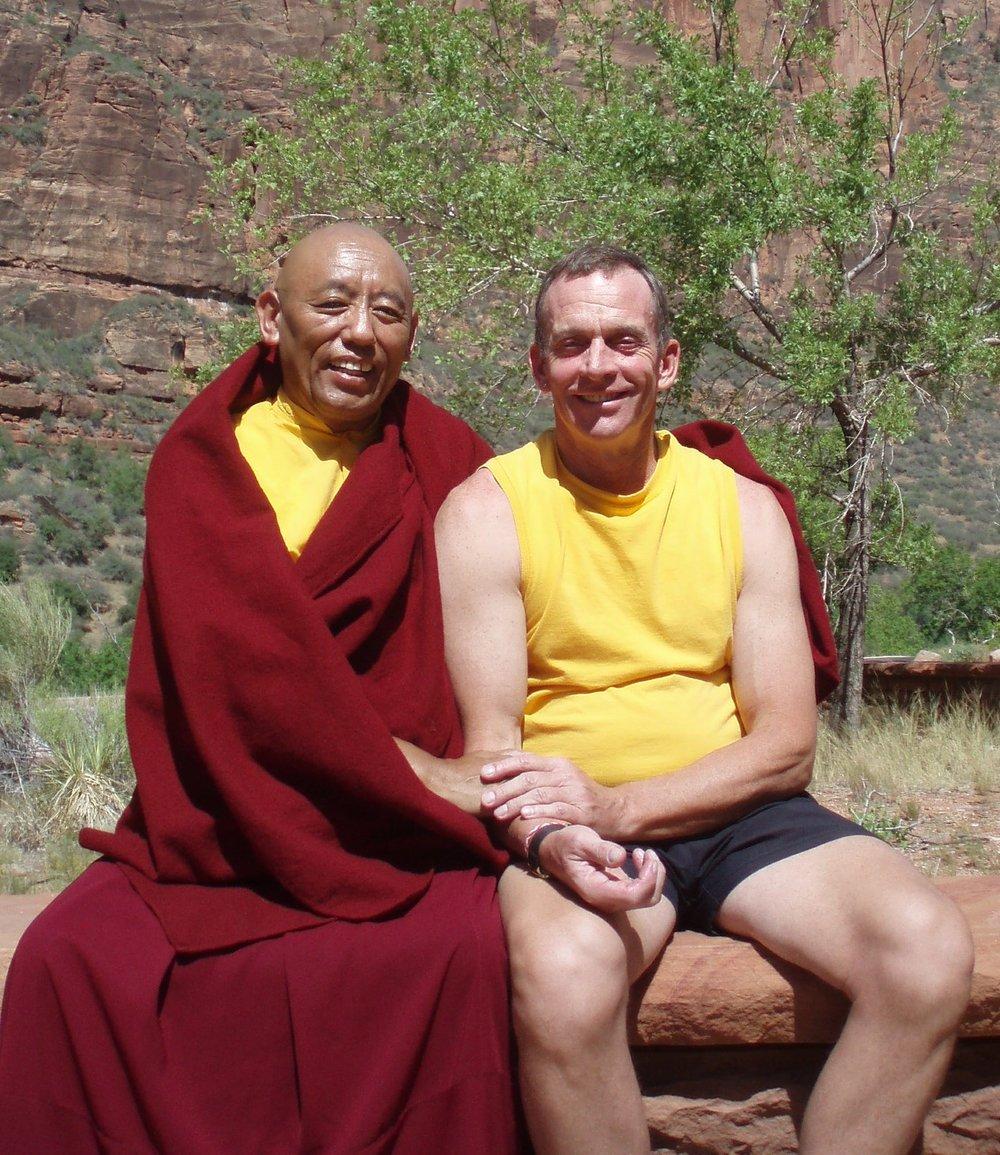 Lama & me.JPG