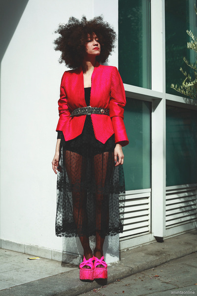 black-thrifted-dress-hot-pink-thrifted-jacket-black-hot-pants-boodwah-shorts_400.jpg