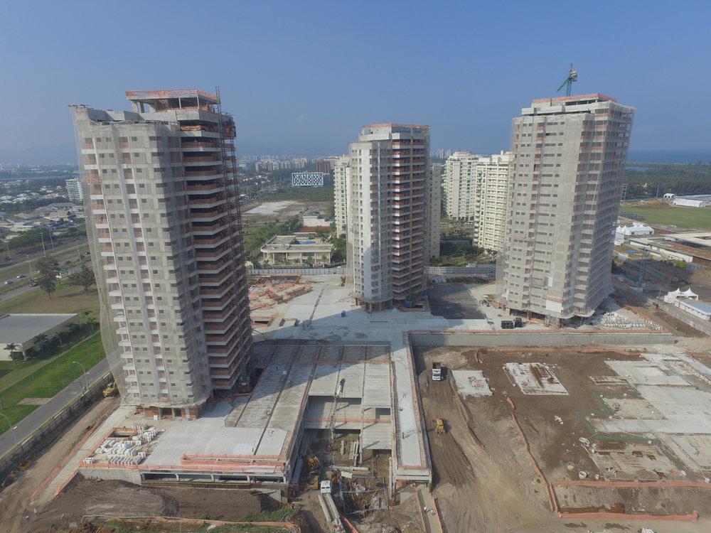 CONSTRUÇÃO CIVIL - Inúmeras são as opções de uso de drone no mercado da construção civil.
