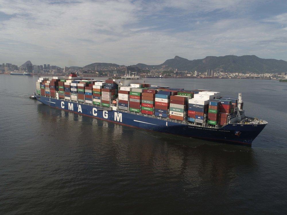 OPERAÇÕES OFFSHORE - Registro de operações de carga e descarga portuárias, embarcações e plataformas offshore.