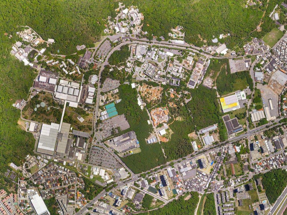AEROLEVANTAMENTO - Novas ferramentas permitem o mapeamento aéreo de grandes aéreas, a partir de múltiplas imagens de drone.