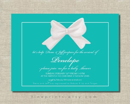 tiffany blue white ribbon bow baby shower invitation design for etsy.jpg