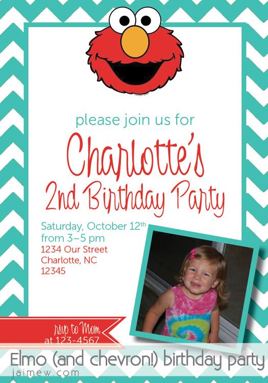 charlotte's elmo chevron invitation and birthday party invitation for web.jpg