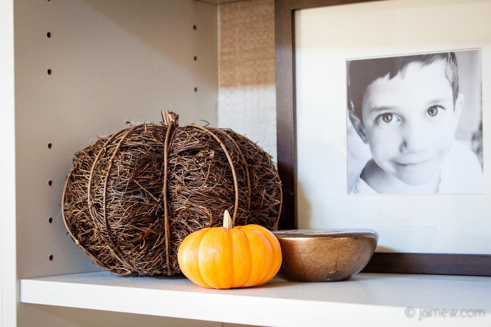 pumpkins / fall decor