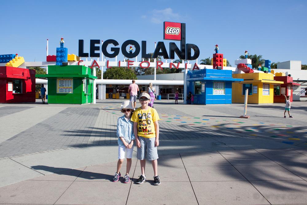 Legoland CA travel review