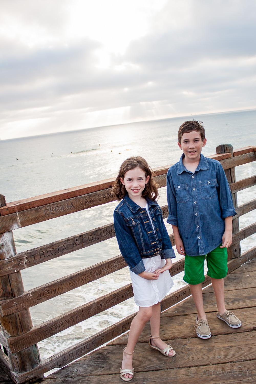 Oceanside, CA Pier