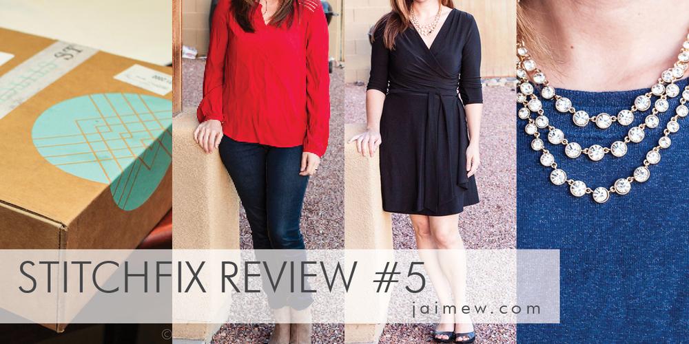 Stitch Fix Review #5