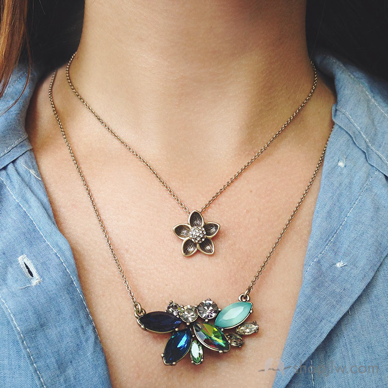 Chloe+Isabel limited edition convertible necklace   Chloe+Isabel jewelry sale