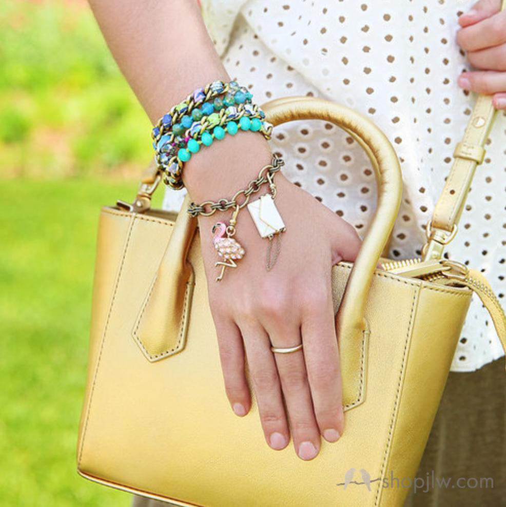 Chloe+Isabel limited edition wrap bracelets | Chloe+Isabel jewelry sale